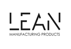 lean manufacturing products logo