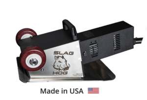 slag hog slat cleaner