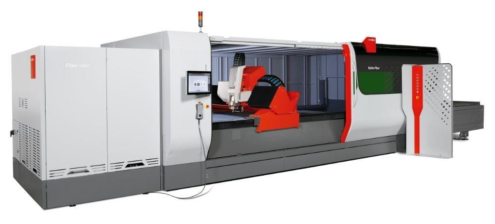 bystronic 12 k fiber laser