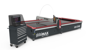 global max-waterjet cutting system