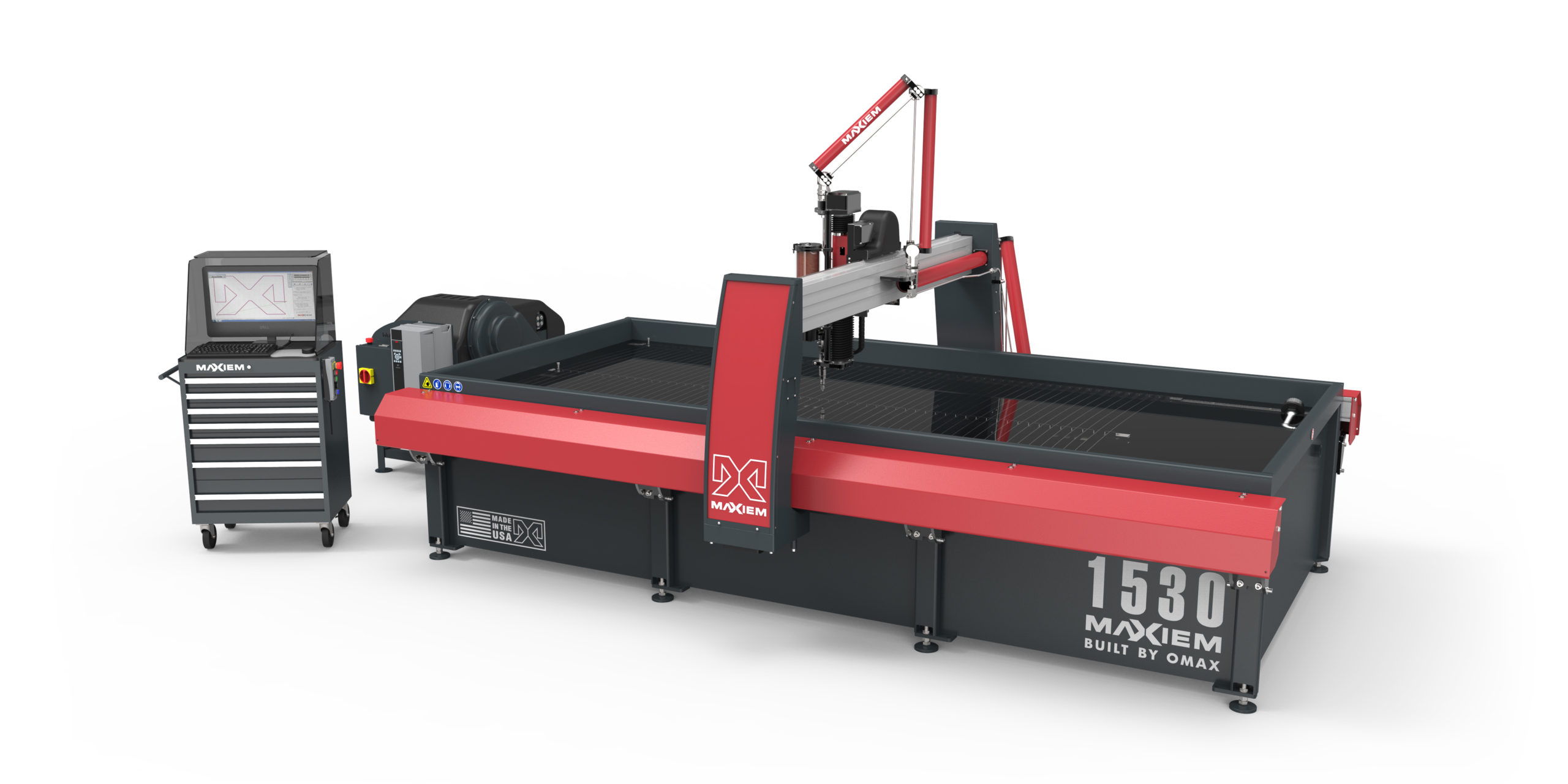 Semyx Cobra Series Waterjet