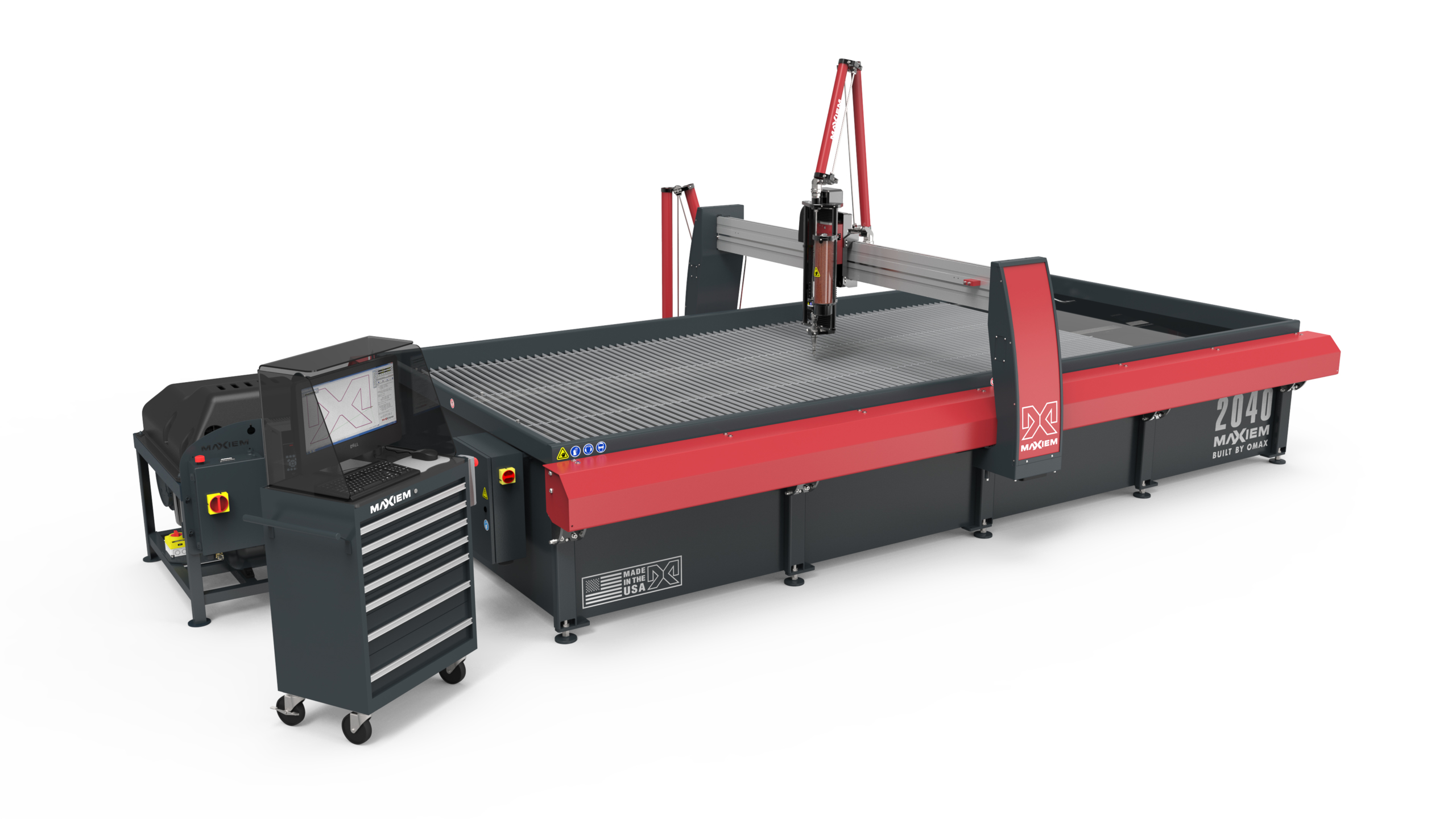Scorpion Waterjet Series_Semyx