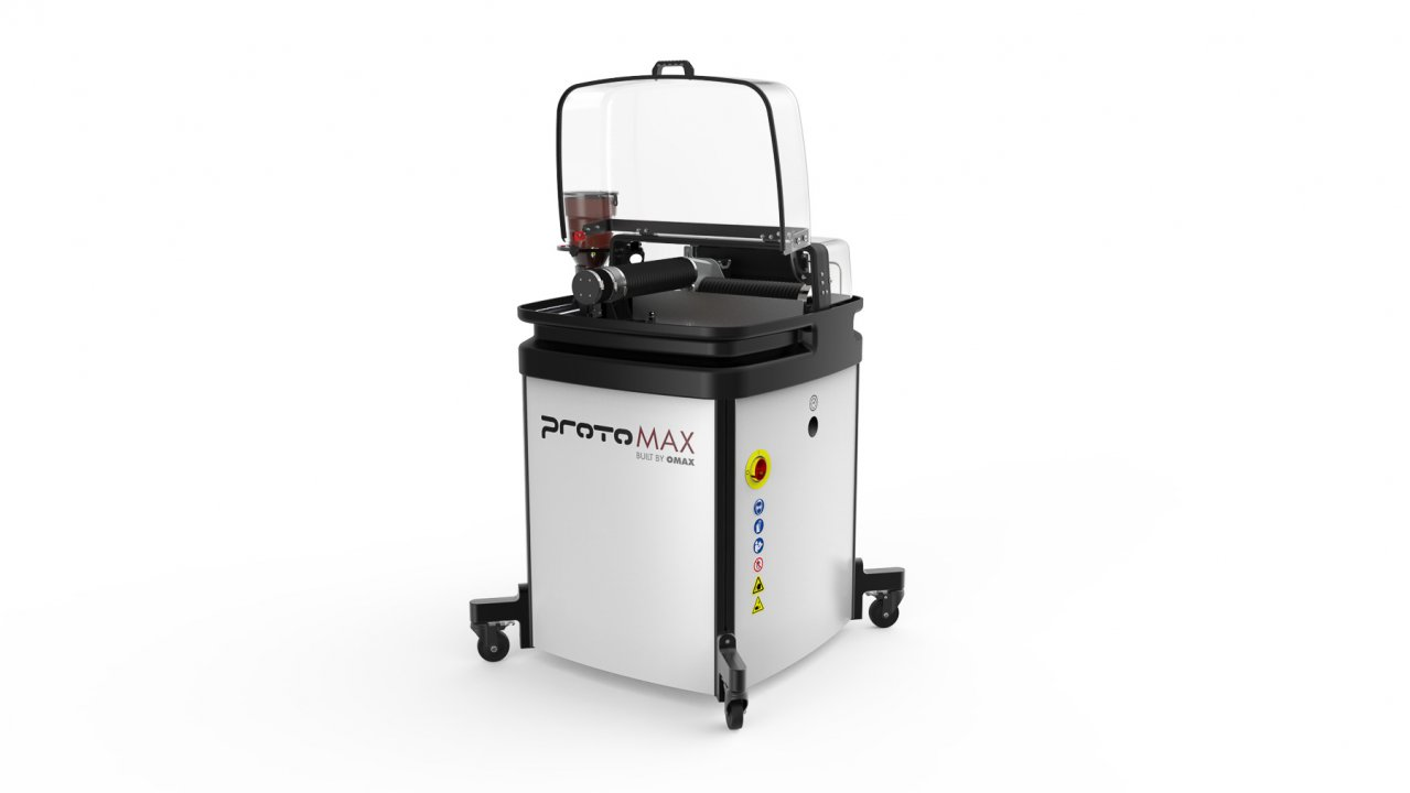 Optima Series Semyx Waterjet