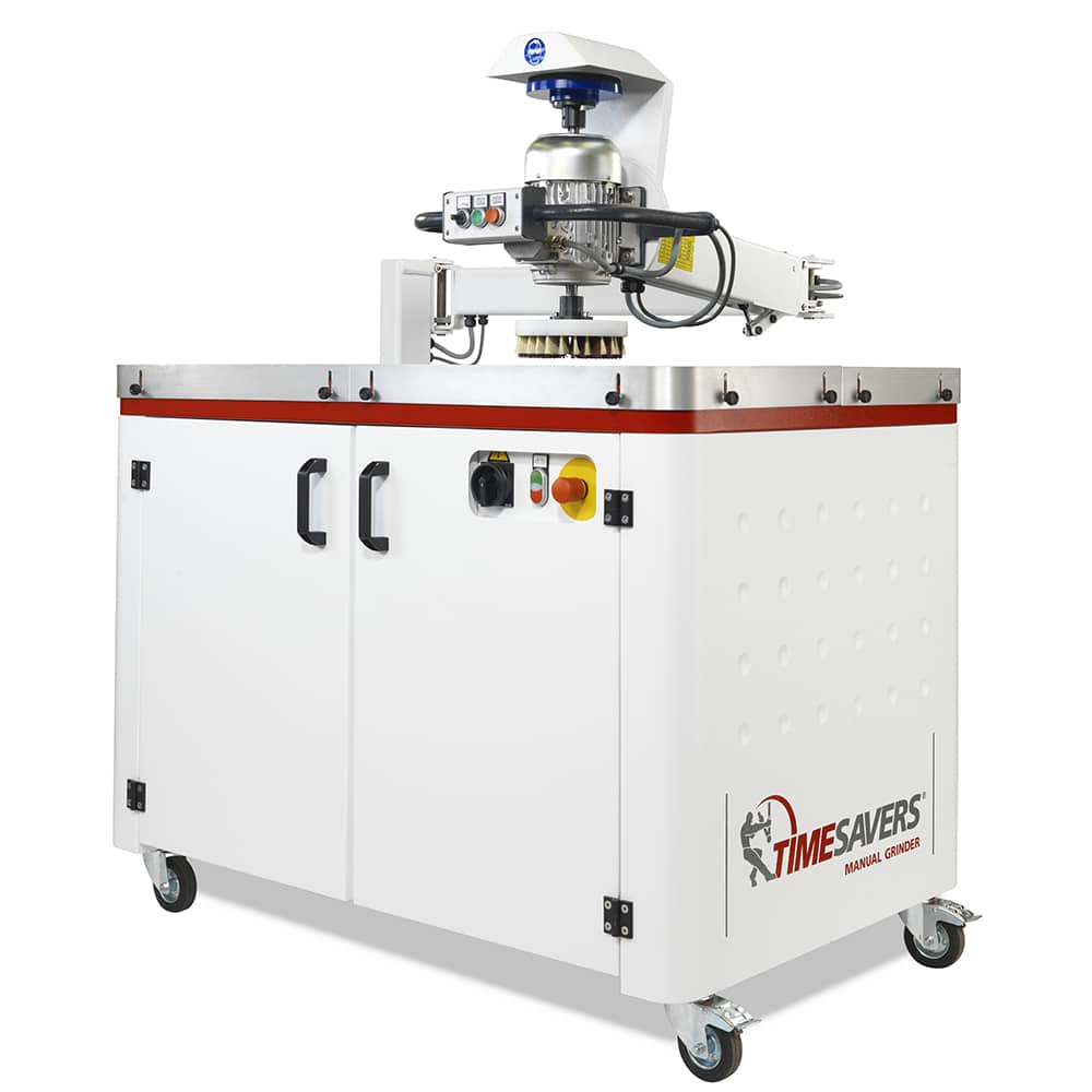 manual grinder-deburring metal machine